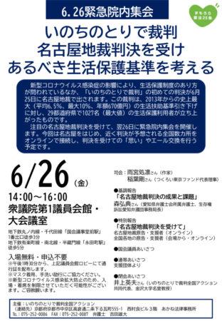 6.26緊急院内集会チラシのサムネイル