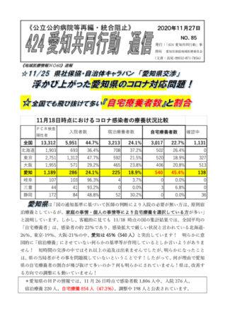 NO85-愛知県「自宅療養者」数(2020-11-27)のサムネイル