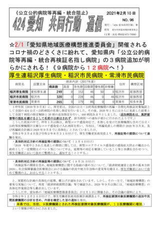 NO96-再検証対象病院愛知県ー3病院追加指定(2021-2-10)のサムネイル